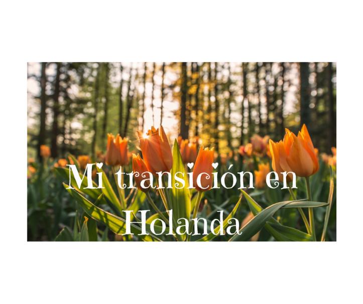 Mi transición en Holanda
