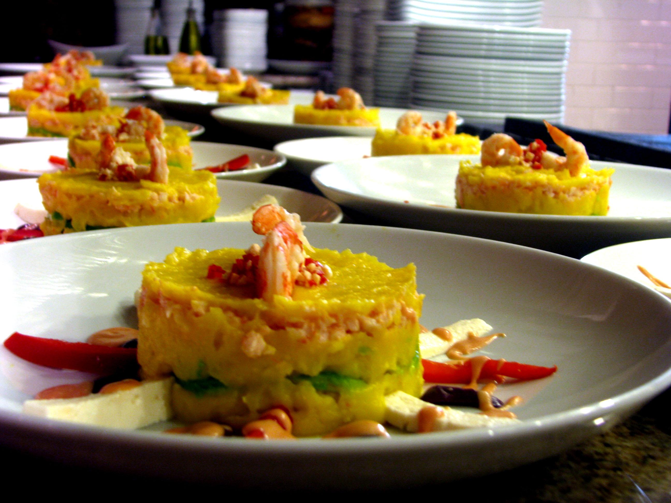 Aut ntico sabor peruano en los pa ses bajos nuestra holanda for Best catering