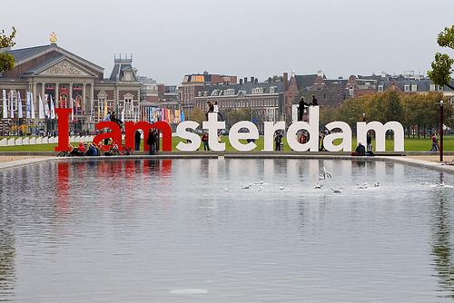 amsterdam es la capital cultural de holanda appelflap