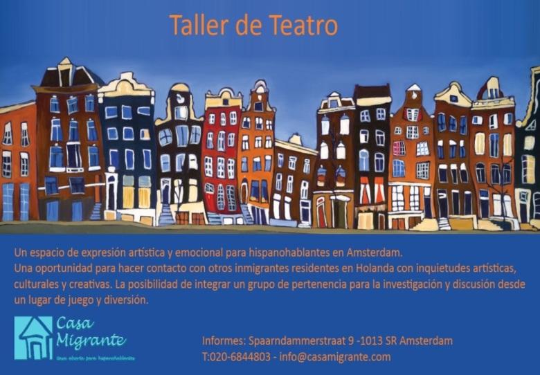 Teatro Migrante