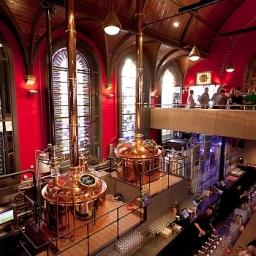 Cerveceria Jopen en Haarlem.