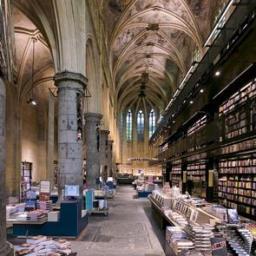 Libreria Selexys en Maastricht.