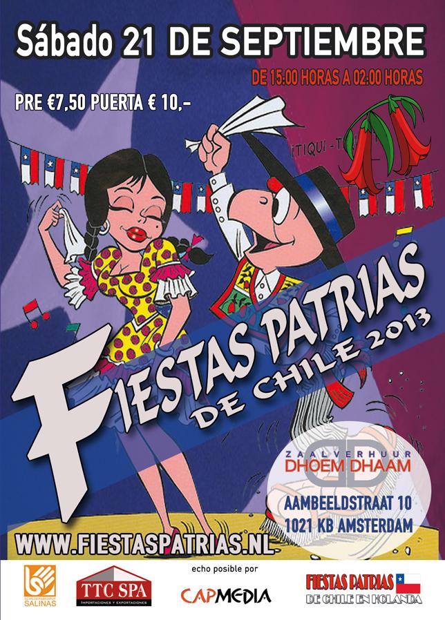 fiesta chilena 2013
