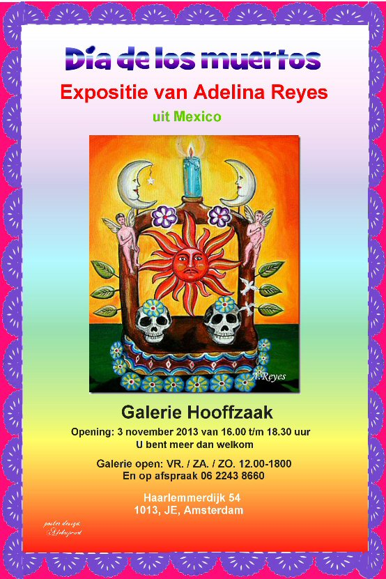 AFICHE HOOFFZAAK EXPO