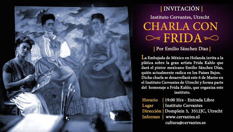 charla con frida kahlo