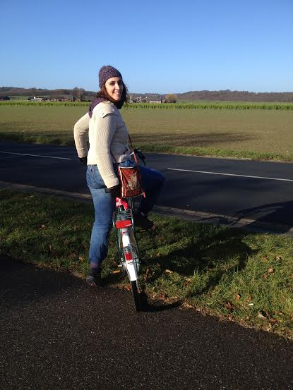 Sílvia Font Jasa aprendiendo de la vida en Holanda
