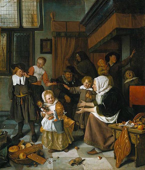 Jan_Steen_-_Het_Sint_Nicolaasfeest