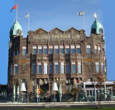 Hotel New York-Rotterdam.