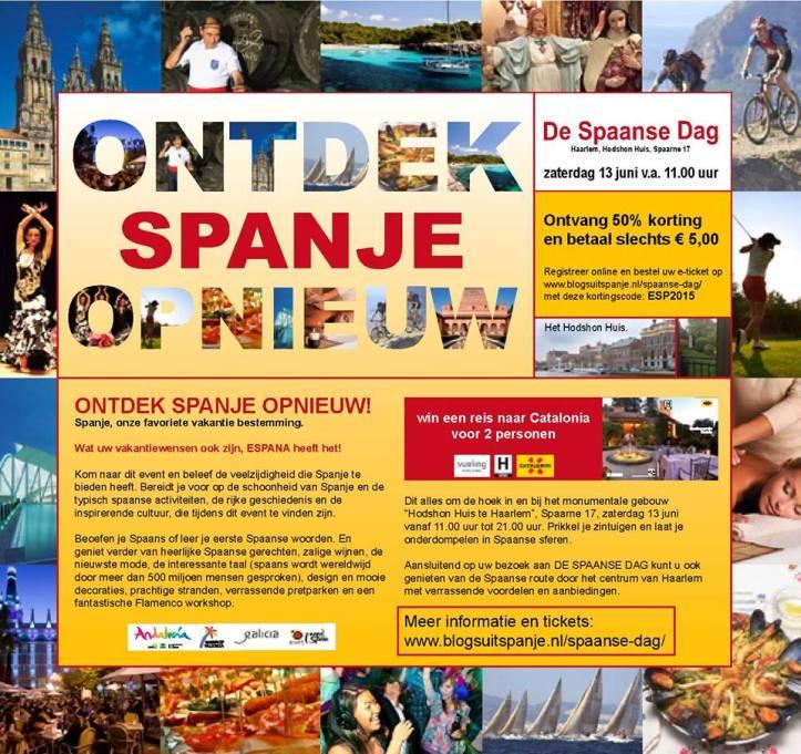 Spaanse Dag Haarlem