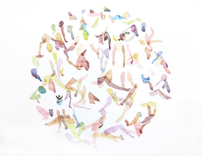 Aperture | Parts & Pieces | Gabrielle RAAFF |