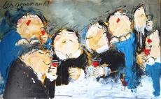 Galleria Fondaco | Les Gourmands | Gerdine Duijsens