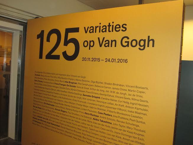 125 variaties