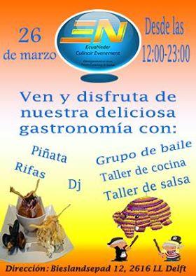 ecuaneder- festival culinario en delft