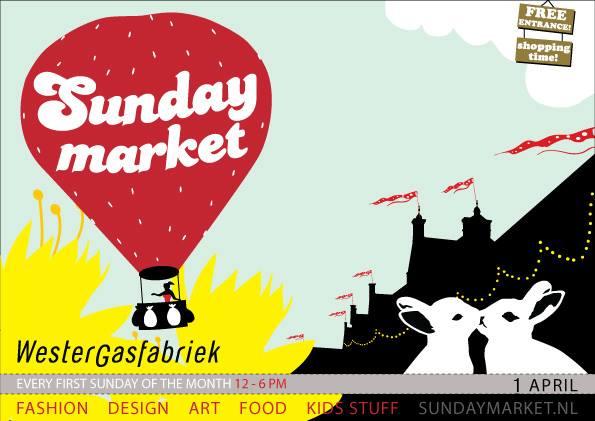 sunday market-edicion de pascua