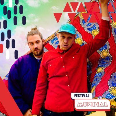 Cairo Liberation Front- Festival Mundial