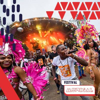 Zoete Zin- Festival Mundial