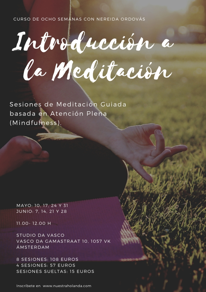 Sesiones de meditación en Amsterdam